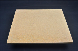 Cordierite Kiln Furniture Slabs, Porcelain Tableware Gunakan Heat Resistant Shelf