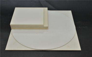 Isolasi Alumina Ceramic Sheet, Refractory High Temperature Ceramic Plates